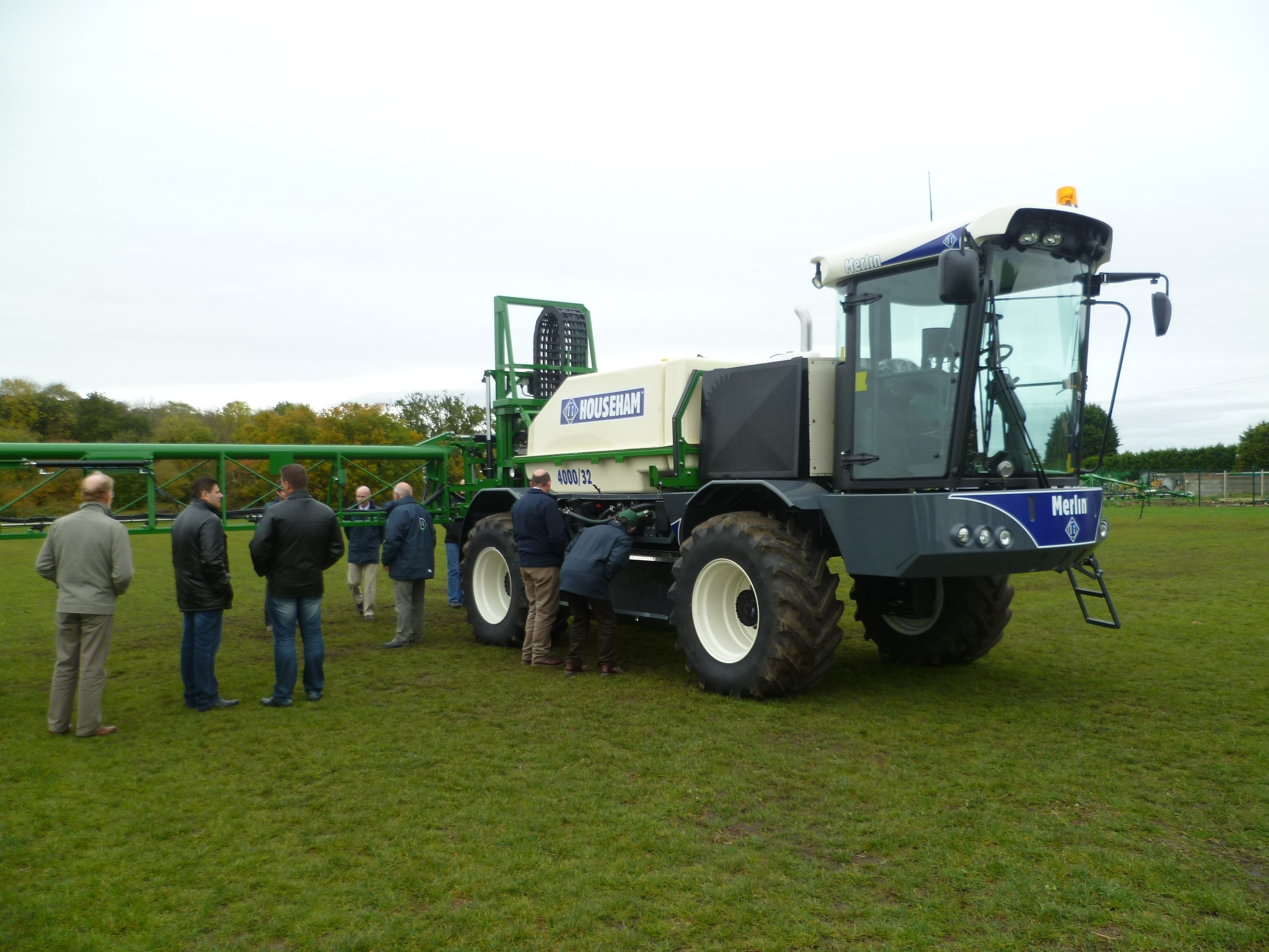Househam Latest Merlin Model - EuroAgri
